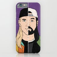 Jay & Silent Bob iPhone 6 Slim Case
