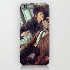 Supernatural Protecting something so Holy iPhone 6 Slim Case