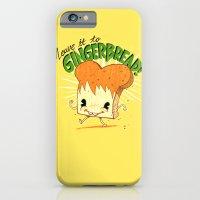 GingerBread iPhone 6 Slim Case
