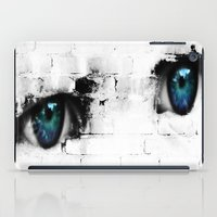 Kid´s eyes iPad Case