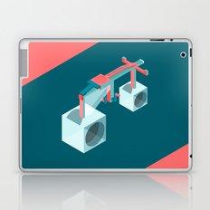 The Impossible Bike Laptop & iPad Skin