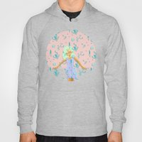 Design Based in Reality Pink Hoody