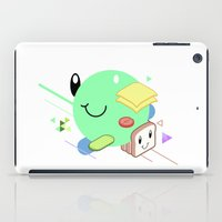 Tasty Visuals - Sandwich Time (No Grid) iPad Case