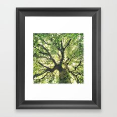 Under Your Skin Framed Art Print