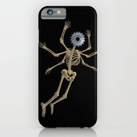 GEAR HEAD SKELETON iPhone 6 Slim Case