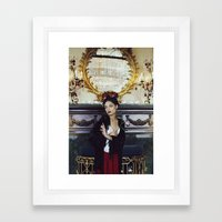 Muse #7 Framed Art Print
