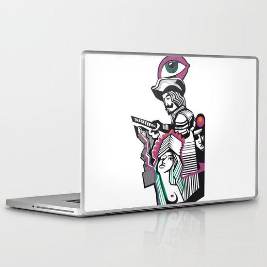 Artist2 Laptop & iPad Skin
