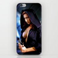 The Force iPhone & iPod Skin
