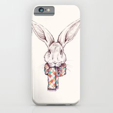 Bunny and scarf Slim Case iPhone 6s