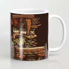 Burger I / Color Mug