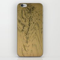 Swamis Sketch iPhone & iPod Skin