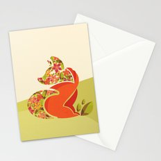 Undercover Fox Stationery Cards
