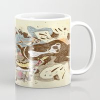 The Great Horse Race! Mug