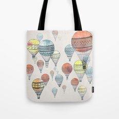 Voyages Tote Bag