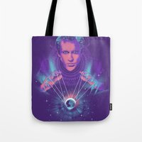 Puppet Master Tote Bag