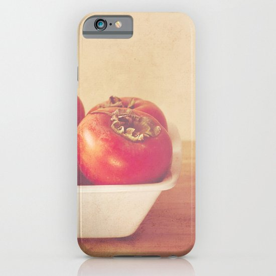 Persimmons iPhone & iPod Case
