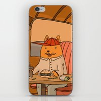 American Fast Food iPhone & iPod Skin