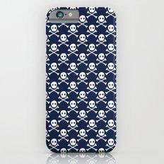 Jolly Roger Indigo Slim Case iPhone 6s
