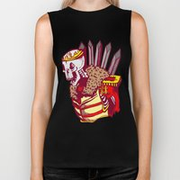 You win or you die Biker Tank
