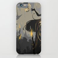iPhone & iPod Case featuring Familiar by Shana Marie