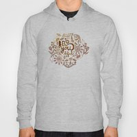 Be You Tiful (gold edition) Hoody