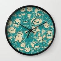 Kawaii Wall Clock