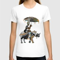 africa T-shirts featuring Africa by slimanic