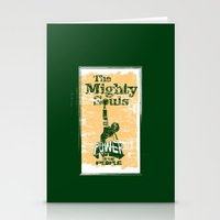 The Mighty Souls: Soul &… Stationery Cards