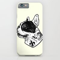 French Bulldog Tattooed … iPhone 6 Slim Case