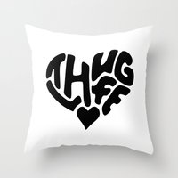 Thug Life Throw Pillow