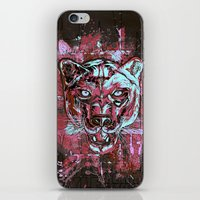 Panther Style. iPhone & iPod Skin