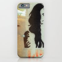 Face, Bird & heart collage iPhone 6 Slim Case