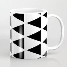 Sleyer Black on White Pattern Mug