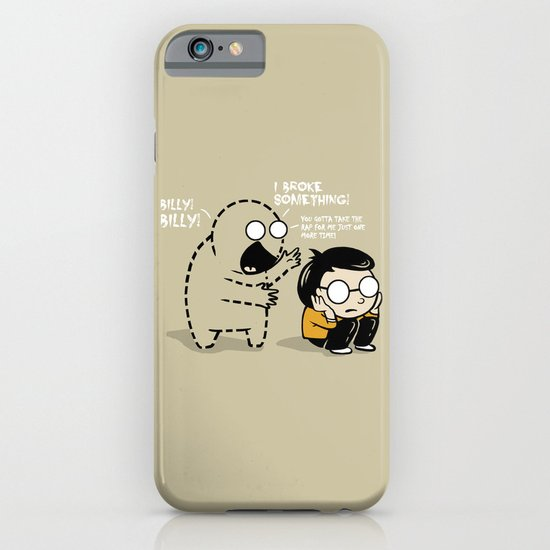 Worst Imaginary Friend Ever iPhone & iPod Case