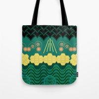 HARMONY pattern Tote Bag