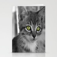 Through The Eyes Of A Ki… Stationery Cards