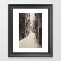 Espanyol Framed Art Print