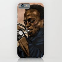 Miles, jazz will never be the same iPhone 6 Slim Case