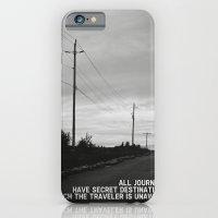 Journey + Destinations iPhone 6 Slim Case