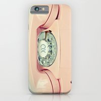 iPhone & iPod Case featuring Party Line by simplyhue