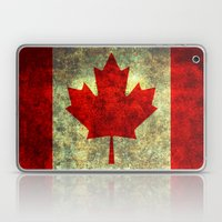 Oh Canada! Laptop & iPad Skin