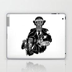 Three Wise Monkeys Laptop & iPad Skin