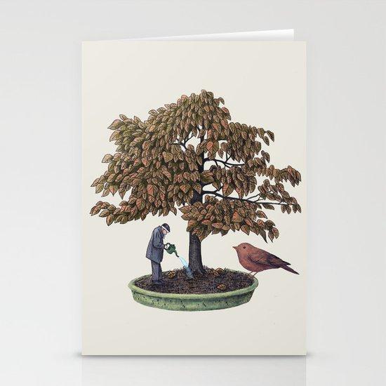 Enchanted Bonsai Stationery Card