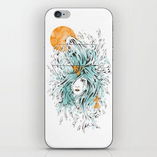 ariel 2.0 iPhone & iPod Skin