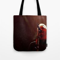 Rise Against Tote Bag