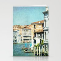The Grand Lady - Venice Stationery Cards