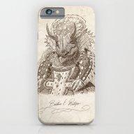 Béatrice E. Ratops iPhone 6 Slim Case