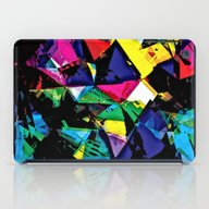 Assorted Shapes And Colo… iPad Case