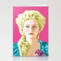 Sa Majesté La Reine Stationery Cards