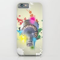 Sydney Tower Abstract iPhone 6 Slim Case